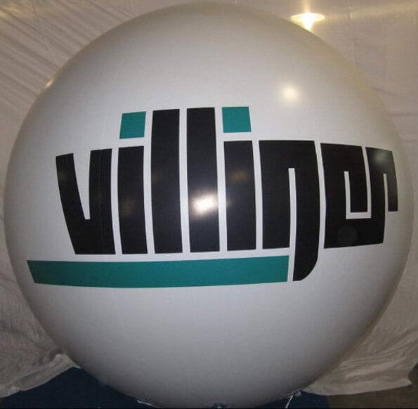 Werbeballon / Messeballon